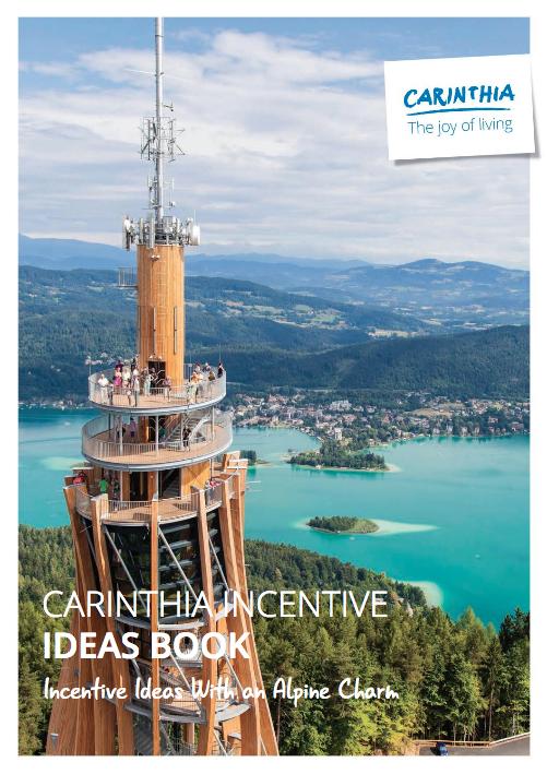 Brošura Carinthia Incentives
